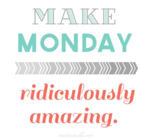 Monday Morning Coffee - Make Monday Amazing