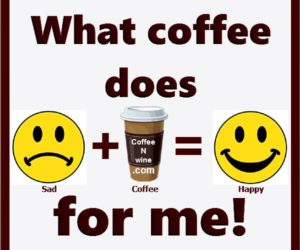 What coffee does for me