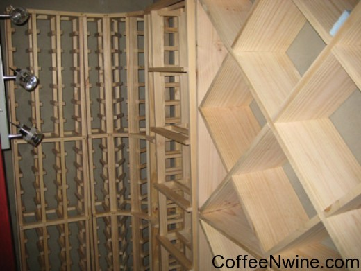 Build a new wine cellar that will wow your friends for Build a wine cellar