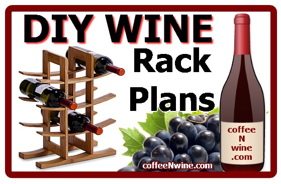 DIY Wine Rack Plans