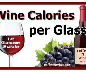 Wine Calories per Glass
