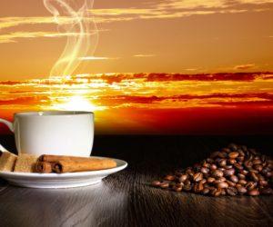 He Shadowed My Coffee Flavor a Poem