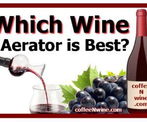 Which Wine Aerator is Best?