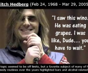 Mitch Hedberg Wine Jokes, mitch hedberg one liners, mitch hedberg jokes