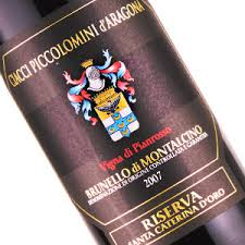 Top 5 Most Popular Wine Brands - Ciacci Piccolomini D' Aragona