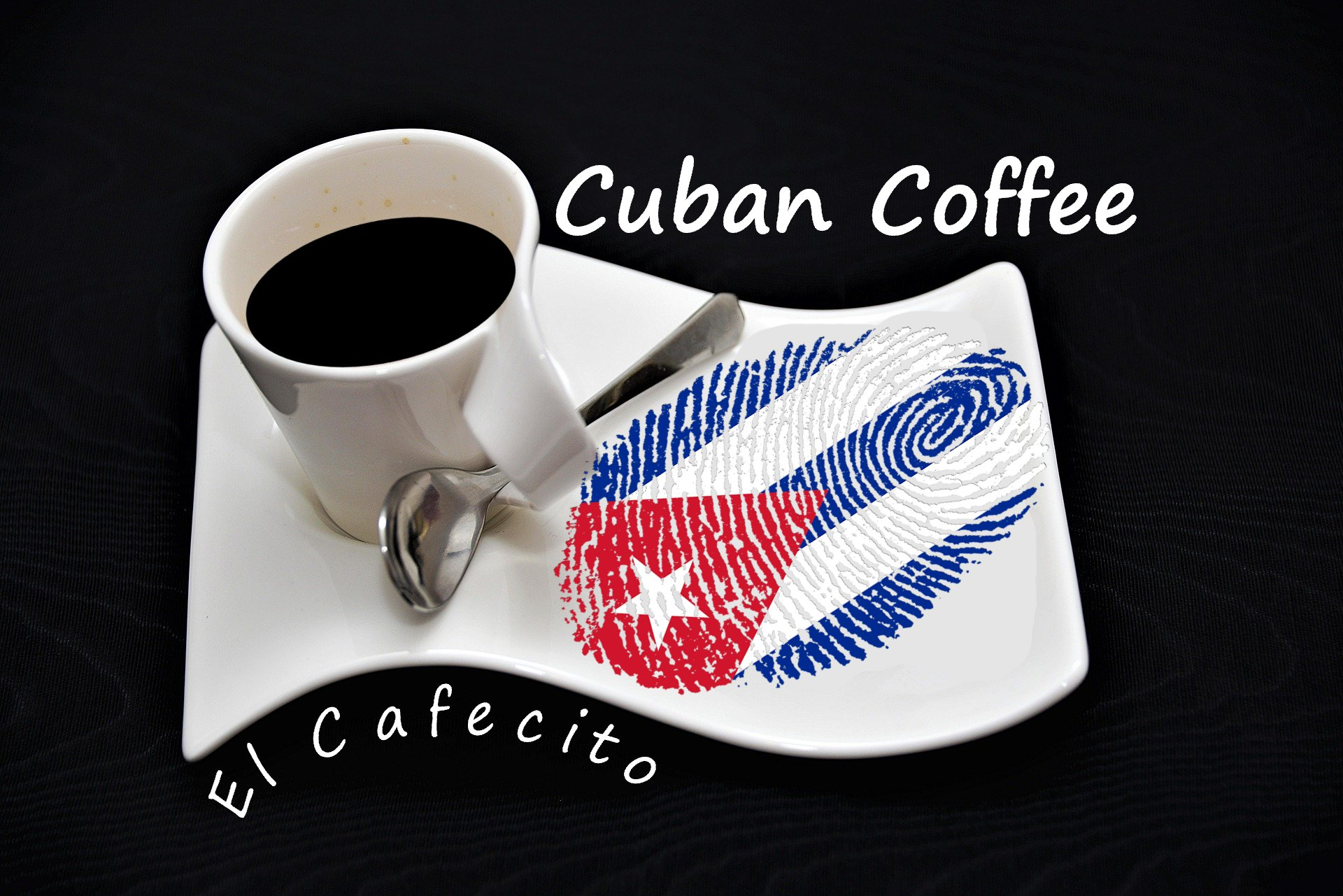 How To Make Cuban Coffee With Milk - Cafe Cubano -El Cafecito