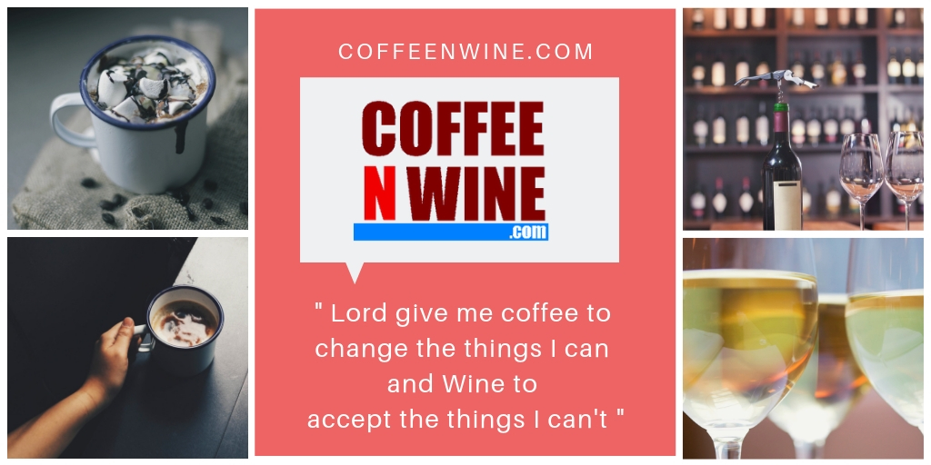 coffeenwine, coffee N Wine, Lets Talk About Coffee And Wine